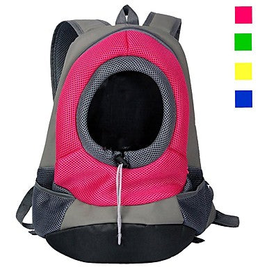 Pet Carrier & Travel Backpack