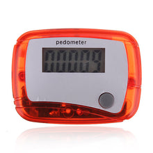 Load image into Gallery viewer, Outdoor Sports LCD Digital Pedometer