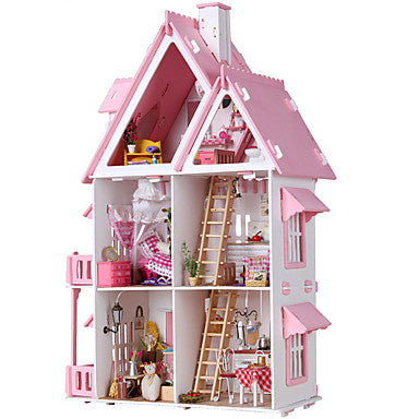 Dollhouse Dream House DIY