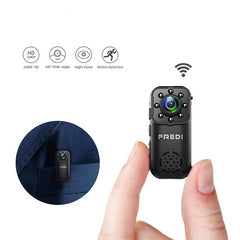 Wireless HD Mini 2mp 1080p Camera w/ Night Vision
