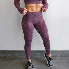 Load image into Gallery viewer, Tummy Control Energy Seamless Leggings