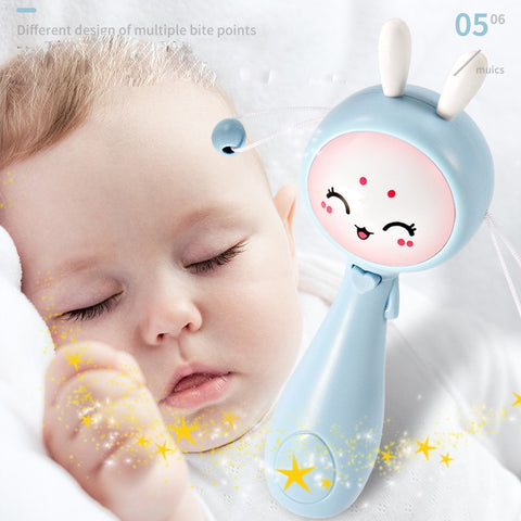 Baby Musical Enlightenment Teether - Zalaxy