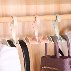 Storage Rack Bag Hanger
