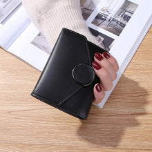 Load image into Gallery viewer, Women Leather Wallets