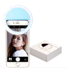 Load image into Gallery viewer, Portable Selfie Light Clip-On Lamp