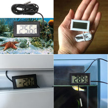 Load image into Gallery viewer, Digital Thermometer Mini with LCD Display