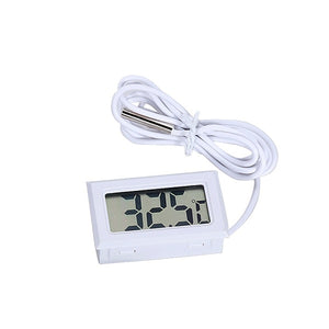 Digital Thermometer Mini with LCD Display