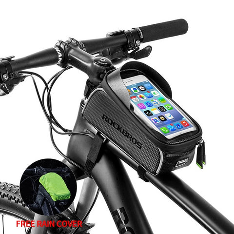 Waterproof Touch Screen Cycling Bag