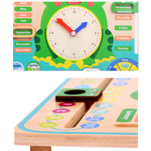 Load image into Gallery viewer, Montessori Wooden Teaching Toy
