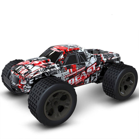 RC Car 2.4G 4CH Rock Crawlers Driving Car Drive Bigfoot