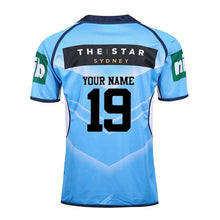Load image into Gallery viewer, New South Wales Blue Rugby Jersey