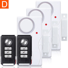 Load image into Gallery viewer, Wireless Remote Control Door Sensor Alarm