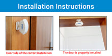 Load image into Gallery viewer, Wireless Infrared Detector Curtain Sensor PIR Burglar Alarm