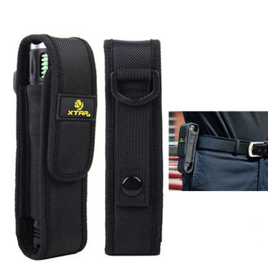 Flashlight Pouch LED Torch Holster - Zalaxy