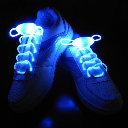 Colorful LED Disco Shoe Laces