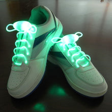 Load image into Gallery viewer, Colorful LED Disco Shoe Laces