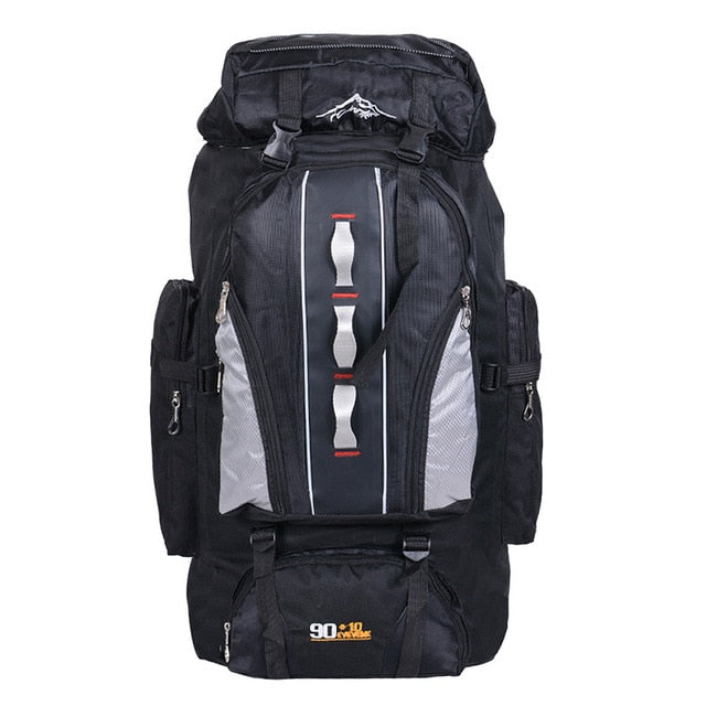 100L Large Capacity Outdoor Sports Backpack - Zalaxy