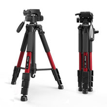 Load image into Gallery viewer, Professional Portable Aluminium Travel Tripod