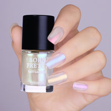 Load image into Gallery viewer, Shell Glitter Nail Polish