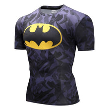 Load image into Gallery viewer, Men Compression Shirts Tops
