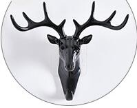 Load image into Gallery viewer, Wall Decor Hooks Antlers American Style