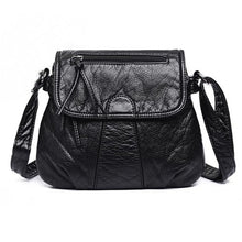 Load image into Gallery viewer, Crossbody Soft PU Leather Shoulder Bag - Zalaxy