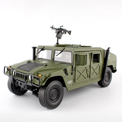 Military Armored Car Diecast Model