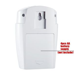 Home Security PIR MP Alert Infrared Sensor Anti-theft Motion Detector - Zalaxy