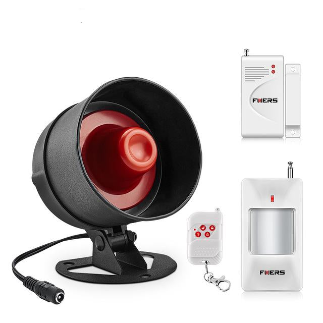 Alarm Siren Speaker Loudly Sound Security Protection System - Zalaxy