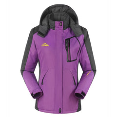 Windproof Waterproof Women Ski Jackets