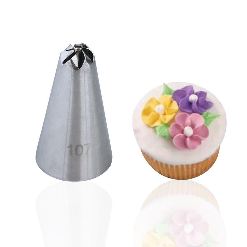 Flowers Icing Piping Nozzle - Zalaxy