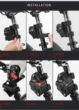 Load image into Gallery viewer, Foldable Bike Lock With 2 Keys - Zalaxy