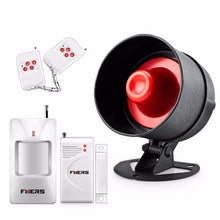 Load image into Gallery viewer, Alarm Siren Speaker Loudly Sound Security Protection System - Zalaxy