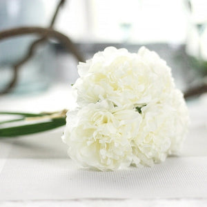 5 Heads Artificial Flower Bouquet - Zalaxy