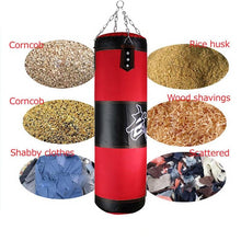 Load image into Gallery viewer, Training Fitness MMA Boxing Punching Bag
