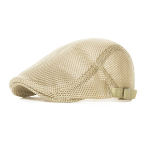 Breathable Men Casual Beret