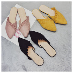 Women Shoes Slip On Flat