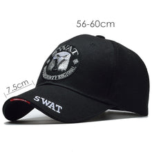 Load image into Gallery viewer, Men's Tactical Baseball Cap