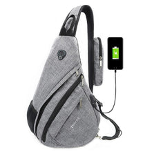 Load image into Gallery viewer, Man Sling Shoulder Bag