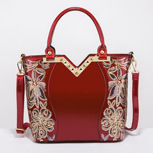 Load image into Gallery viewer, Women Sequined Cross Body Tote Designer Handbags