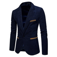 Load image into Gallery viewer, Mens Autumn Winter Casual Slim Fit Blazers And Jackets - Zalaxy