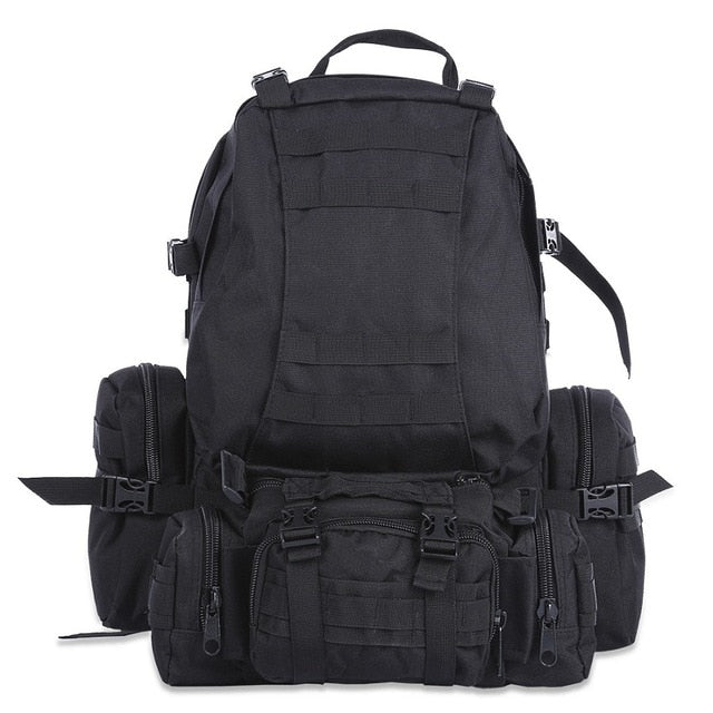 50L Outdoor Military Tactical Backpack - Zalaxy