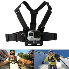 Load image into Gallery viewer, Action Camera Chest Mount Strap - Zalaxy