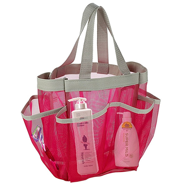 Portable Quick Dry Shower Tote Bag