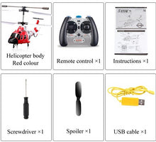 Load image into Gallery viewer, RC Helicopter With LED Light 3.5CH