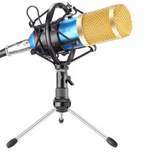 Load image into Gallery viewer, Condenser Sound Recording Microphone - Zalaxy