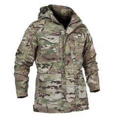 Men Tactical Jacket
