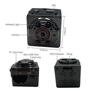 Wireless Micro Camcorder Action Night Vision