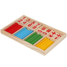 Load image into Gallery viewer, Montessori Education Math Toy
