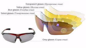 Polarized Sports Men